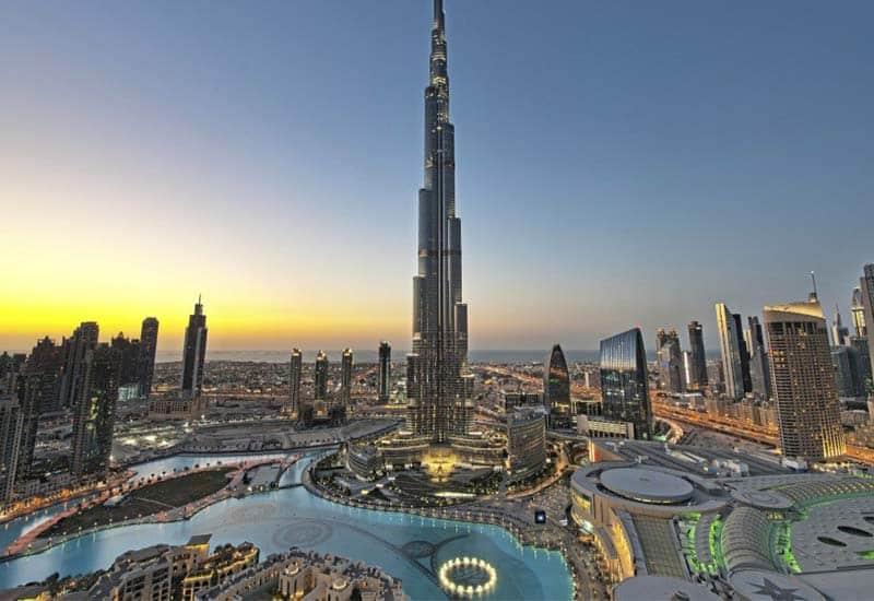 5 Days 4 Nights Package Dubai
