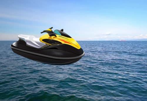 Jet Ski Ride In Dubai