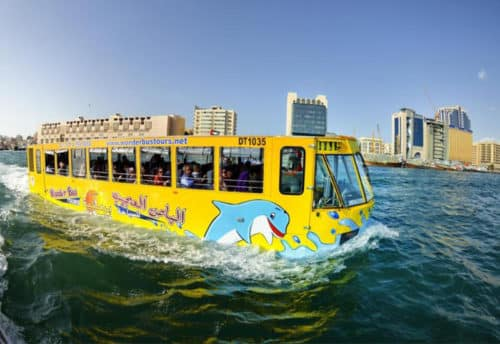 Wonder Bus Tour Dubai