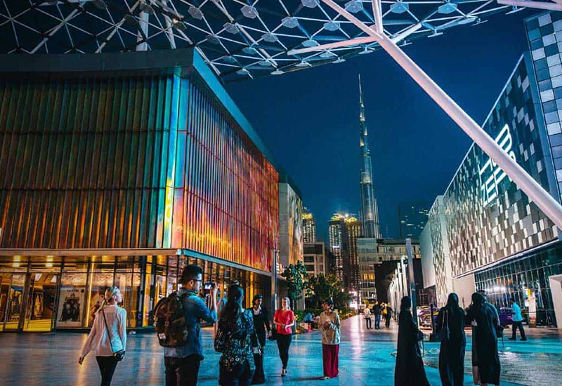 7 Days 6 Nights Package Dubai