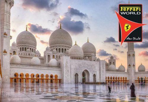 Abu Dhabi And Ferrari World Tour
