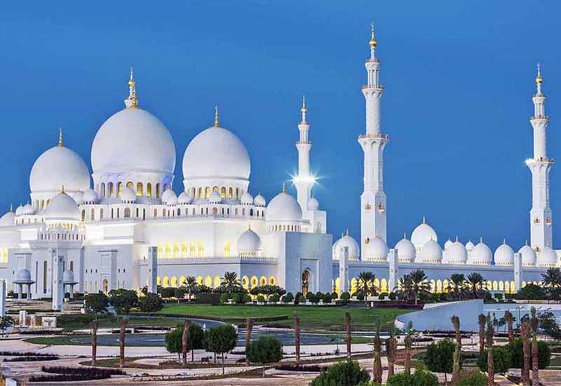 Sheikh Zayed Mosque abu dbabi