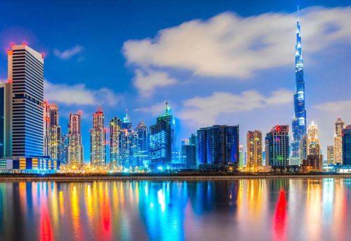 6 Days 5 Nights Package Dubai