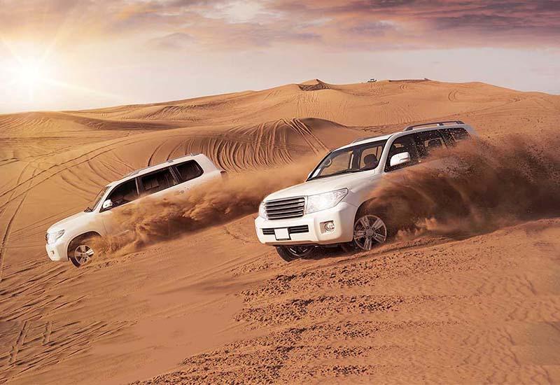 Private Desert Safari