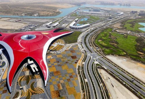 Louvre Abu Dhabi with Ferrari World Tickets