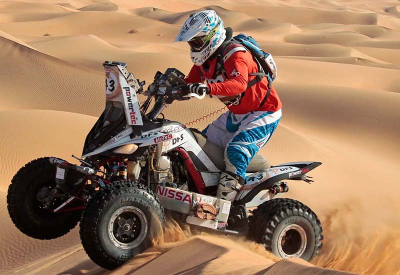 Quad Bike in Dubai
