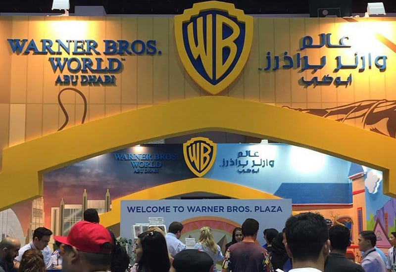 Warner Bros World with Abu Dhabi Tour Combo Offer