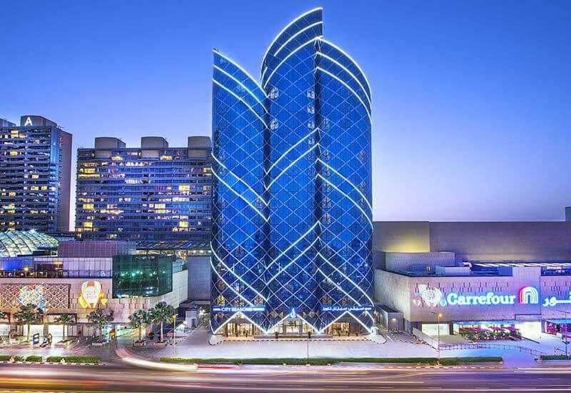 City Seasons Towers Dubai Burjuman Mall