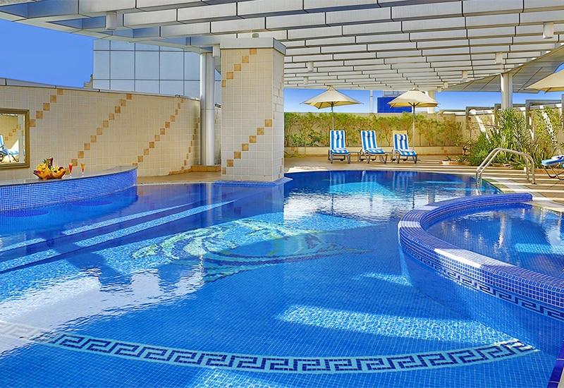 City Seasons Dubai Deira & Burjumab Mall sweim