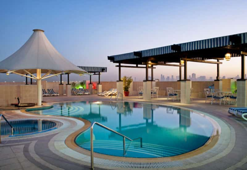 Grand Excelsior Hotel Deira 4 Star sw