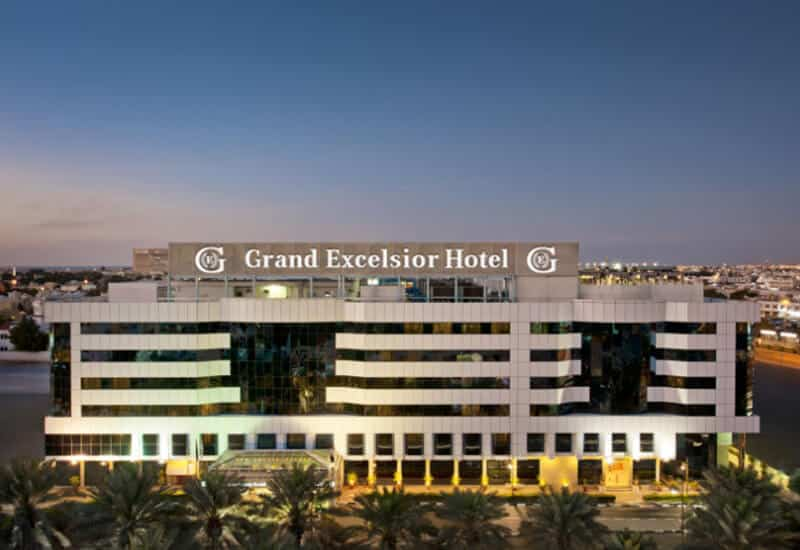 Grand Excelsior Hotel Deira 4 Star