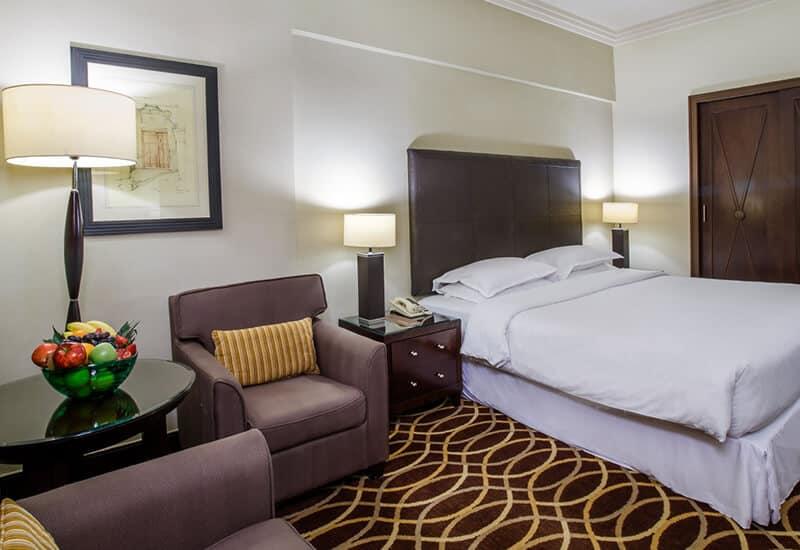 Grand Excelsior Hotel Deira 4 Stars